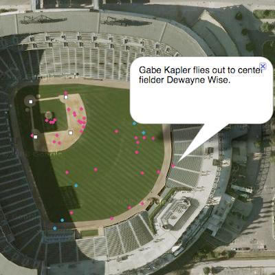 Map of the Week: Map of the Week-Baseball Week 1