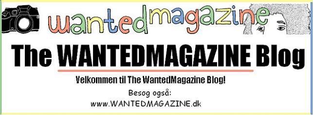 The WantedMagazine Blog