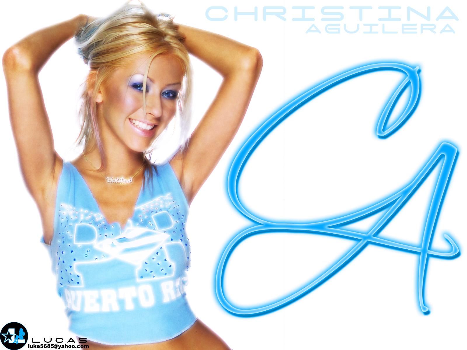 christina aguilera album