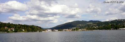 GERARDMER (88) - Le lac