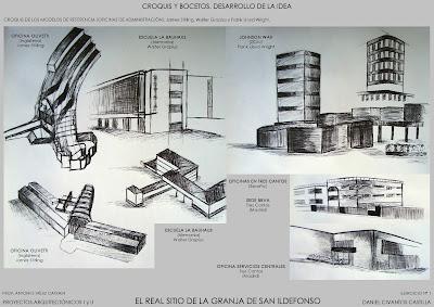 Daniel civantos castilla emplazamiento referencias y for Bauhaus oficinas centrales