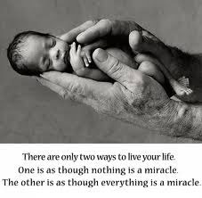 Life Quotes - There Are Only Two Ways To Live Your Life