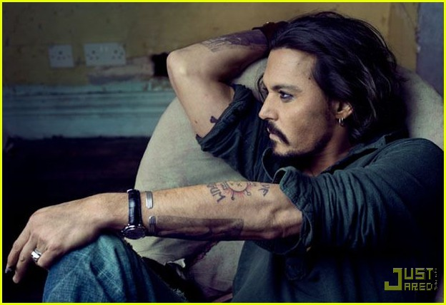 johnny depp 2011 images. johnny depp 2011 vanity fair.
