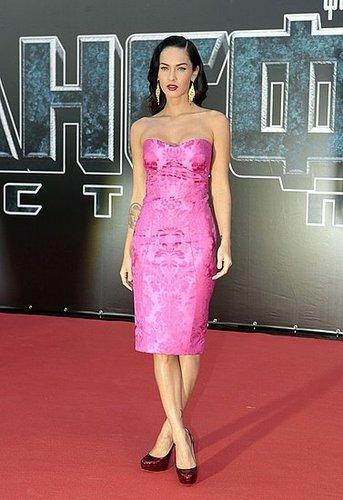 Megan Fox Dress. megan fox dresses.