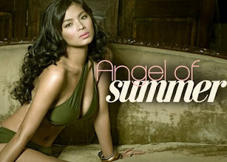Angel Locsin Folded and Hung