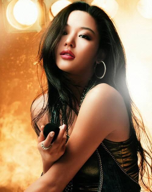 artis cewek korea seksi bugil telanjang
