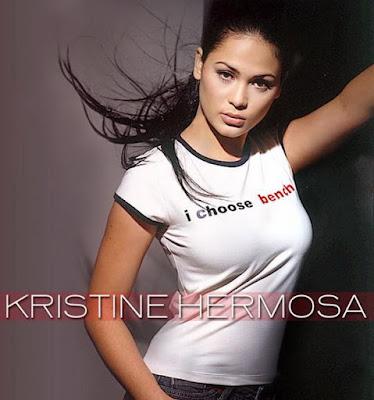 Kristine hermosa upskirt