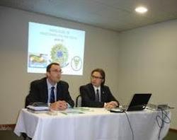 Assessor Jurídico do CREFITO-10 e Presidente da AFIP-SC