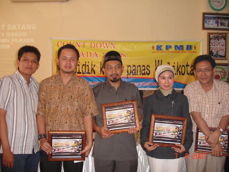 Pendidikan Politik Jelang Pilkada Kota Bekasi 2008