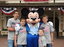 June 2008 Disneyland