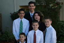 Jan. 2009-The Hansen Family