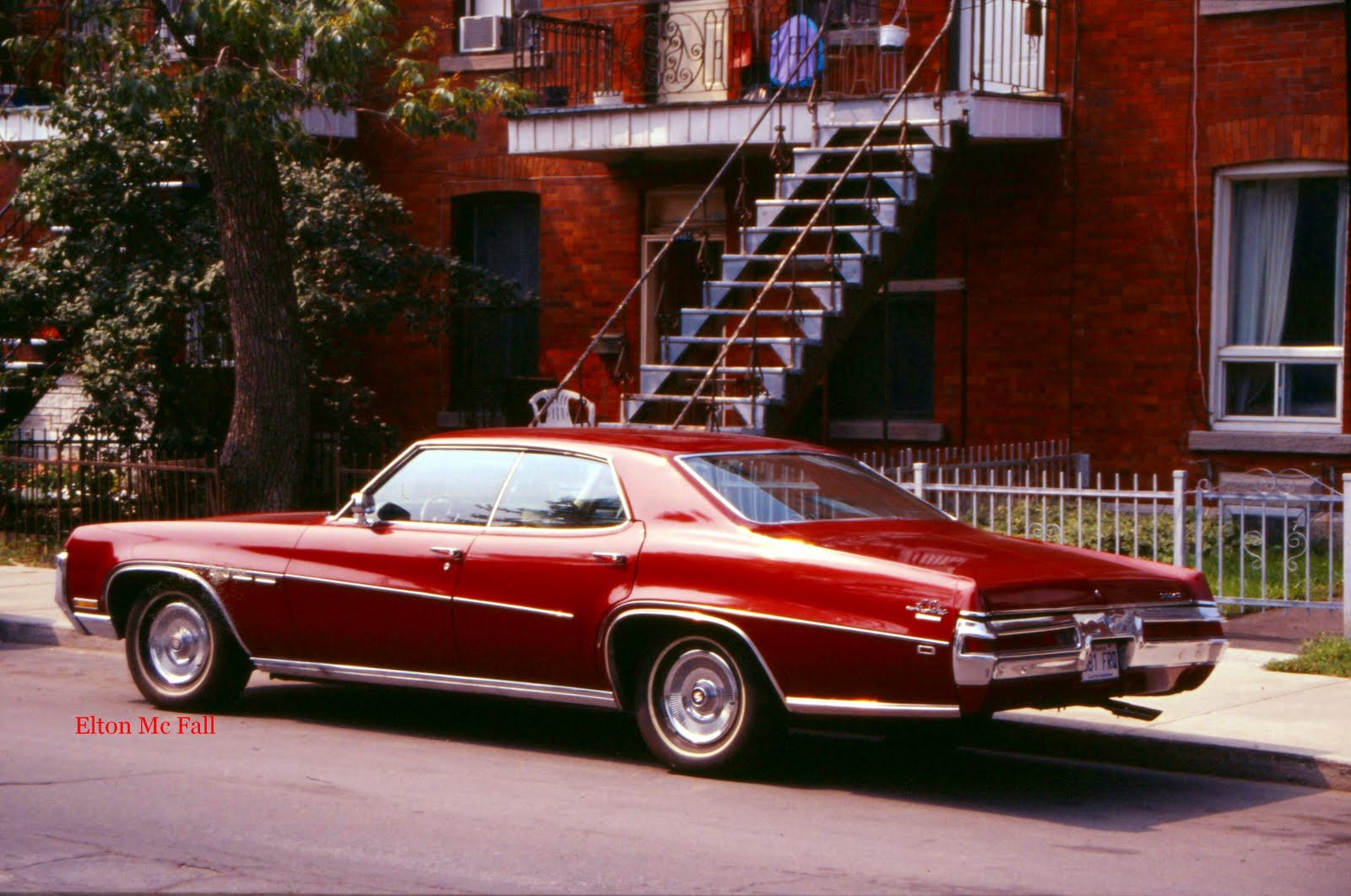 Classic Wheels On Steel Images 1970 Buick Lesabre