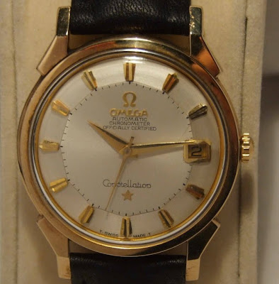 Fake Omega Constellation vintage