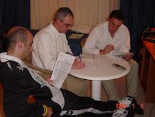 Equipo Técnico Selección Andaluza