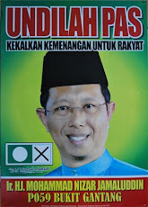 MB PR PERAK : YAB.DATO SERI IR NIZAR JAMALUDDIN (PAS)