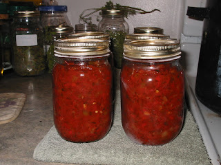 3 Making Salsa