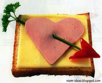 'Романтический завтрак