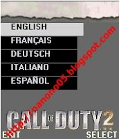 call of duty 2 java games