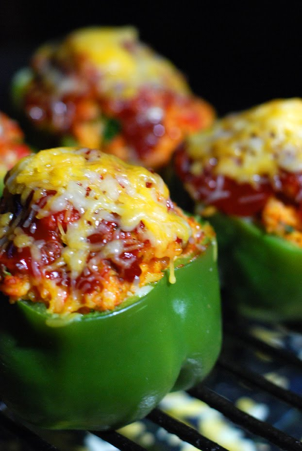 my mom s defense she low carb stuffed bell peppers dad s stuffed bell ...