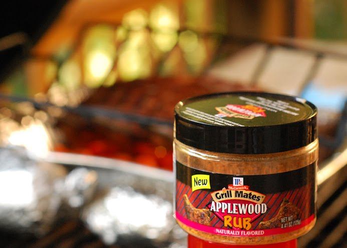 Grill mates pork rub recipe