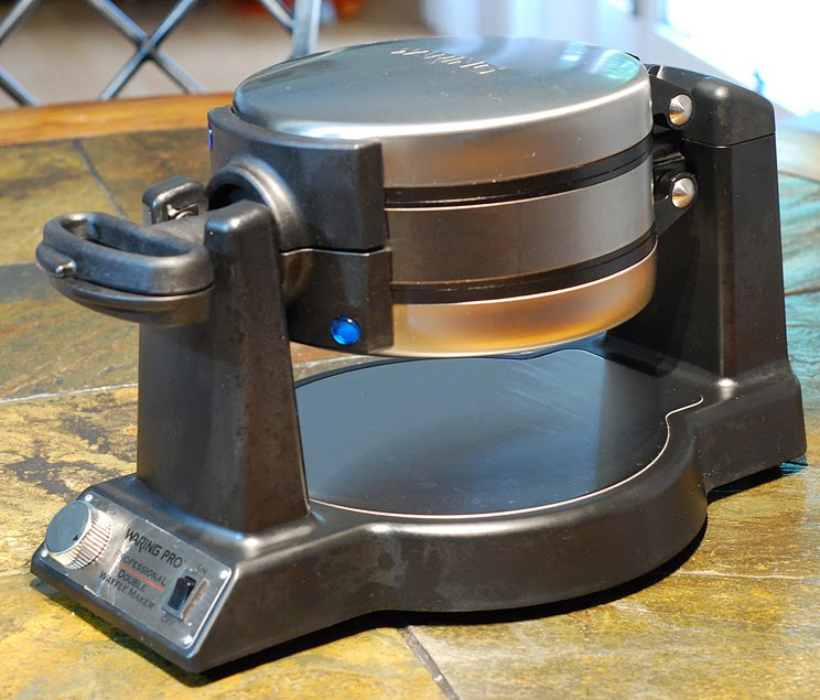 review waring pro waffle maker - Kitchen Aid Waffle Makers