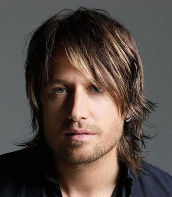 semi-long men's hairstyle. Long Layered Hairstyles for Men