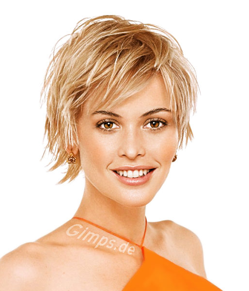 short hairstyles for fine hair pictures. Short Haircuts For Fine Hair