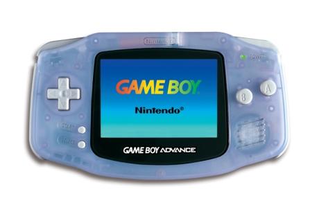 El rincón de las Maquinitas: Game Boy Advance 2001