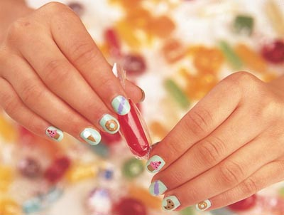 Nail Art Pictures Nail Art Stickers For Kids