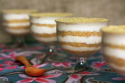 serradura macau pudding
