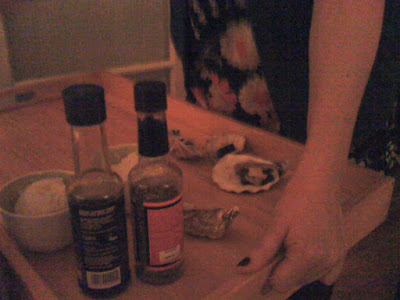 Horton Jupiter's supper club The Secret Ingredient