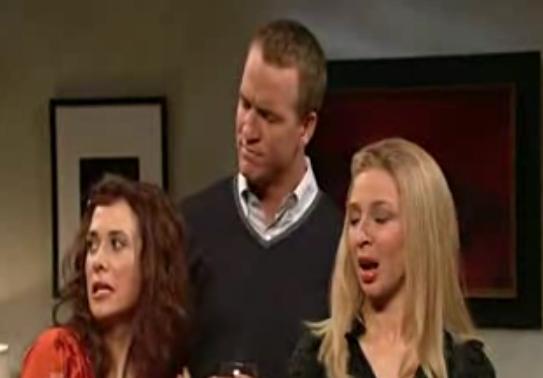 Peyton Manning On Saturday Night Live 2007 Season 32 Episode 16 Peyton Manning Central