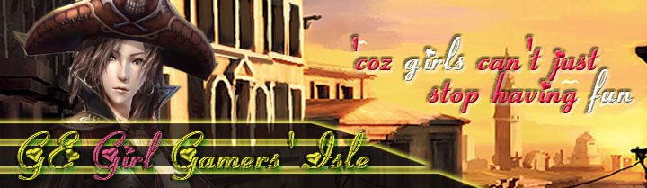 GE Girl Gamers' Isle