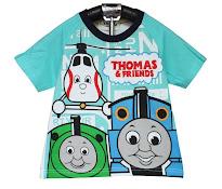 Thomas Light Blue