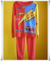 Cars- Sleep Suit - RM35