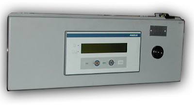 Leak detection system panel