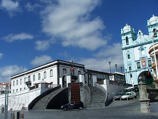 Angra do Heroismo.Azores
