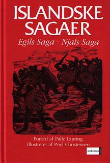 islandske sagaer bog