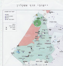 Hof Ashkelon Map
