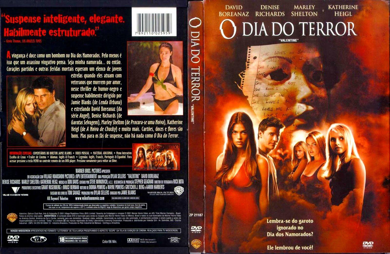 Filme O Dia Do Terror regarding o dia do terror - capas covers - capas de filmes grátis
