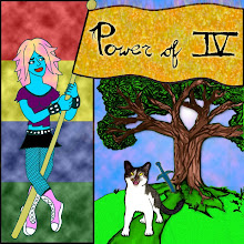 "Power of IV - ""A Slight Rebellion Off Madison"" CD 2001"