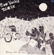 Plow United/The Ick Split 7""