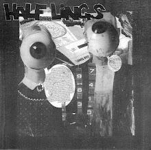 """Halflings - """"Memory Lapse"""" 7"""""""