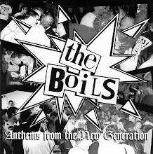 "The Boils - ""Anthems From the New Generation"" 7"""