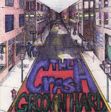 "The Crash - ""Groovin' Hard"" LP"