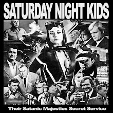 "Saturday Night Kids - ""Their Satanic Majesties Secret Service"" CD"