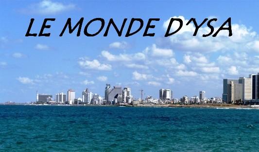 LE MONDE D'YSA