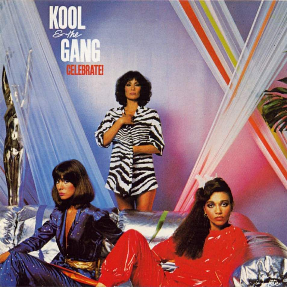 Musicotherapia Kool And The Gang Celebrate 1980