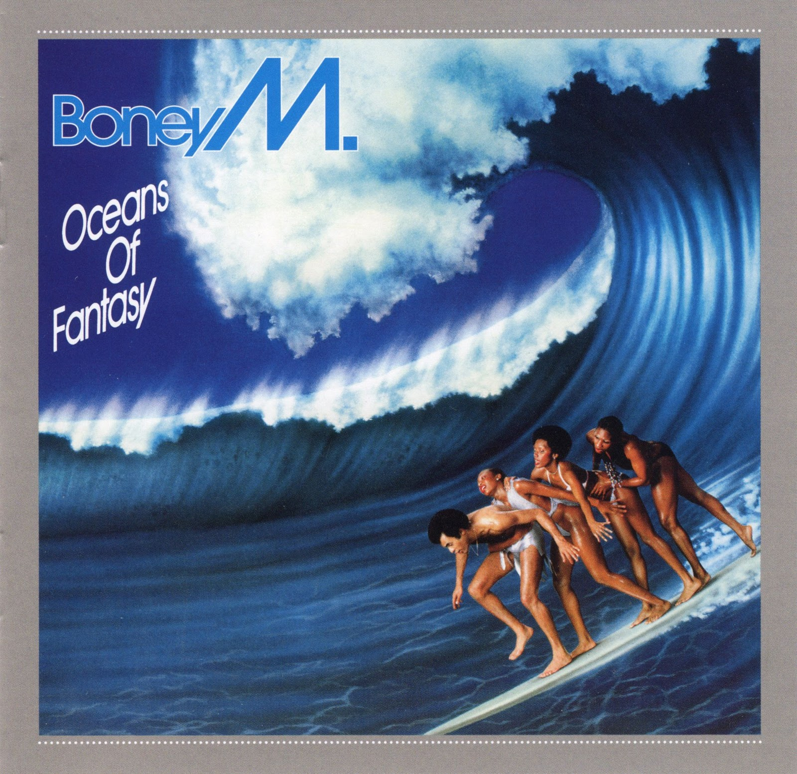 Boney m take the heat off me album