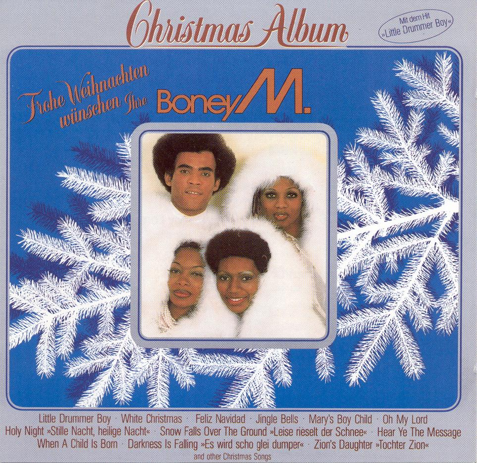 Musicotherapia: Boney M - Christmas Album (1981)